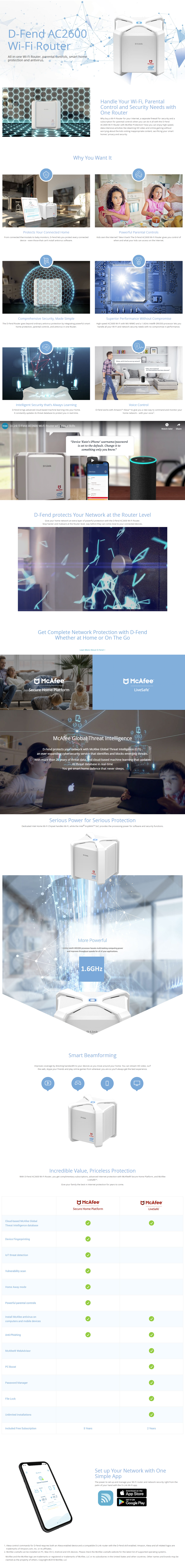 D Fend+AC2600+Wi Fi+Router 1128